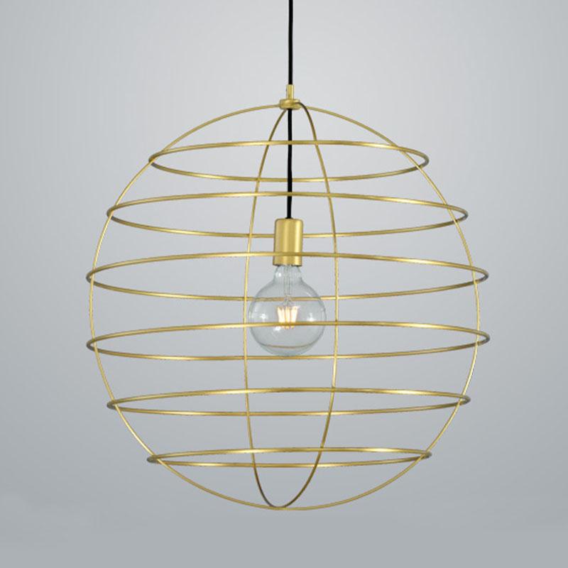 Sphere by Fambuena - Decorative interior pendant lighting