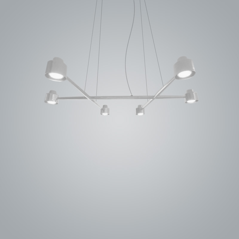 Spider by Fambuena - modern ceiling lighting