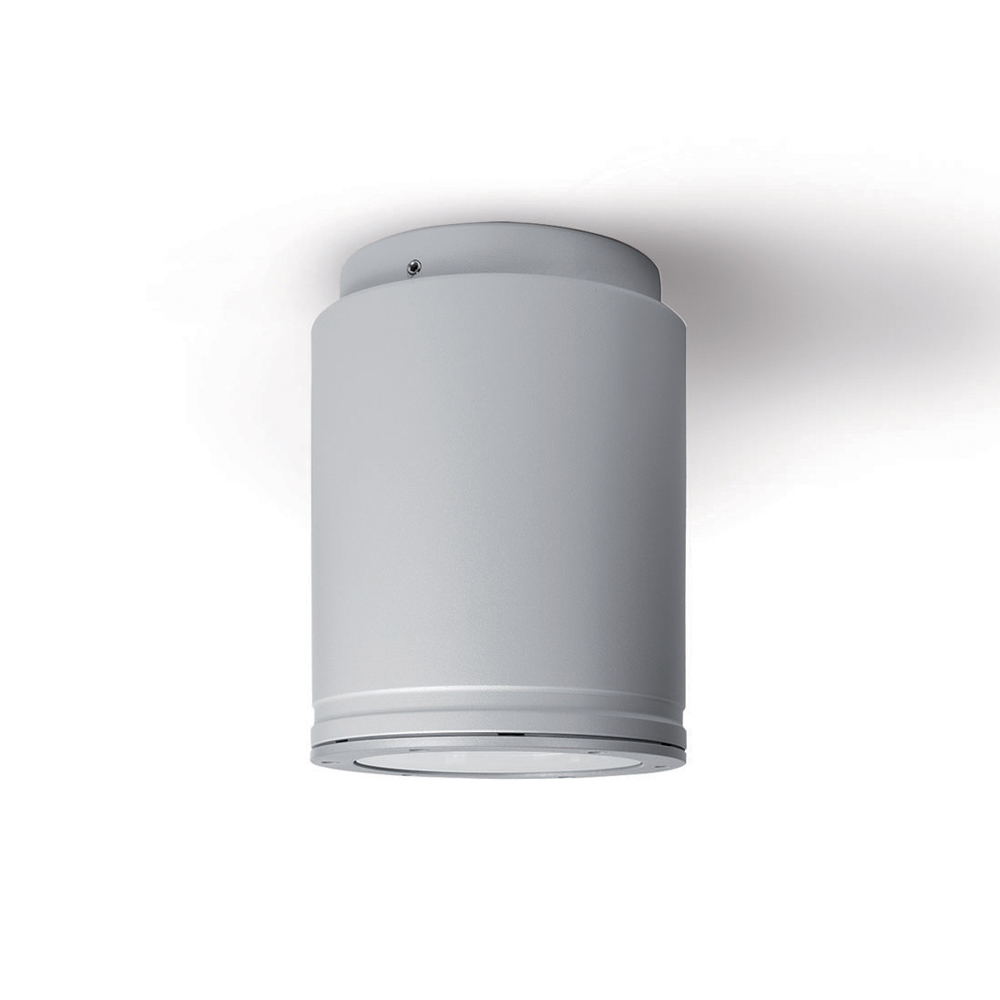 Spot by Platek - Exterior downlight in the classic cylindrical shape and corrision resistant lighting