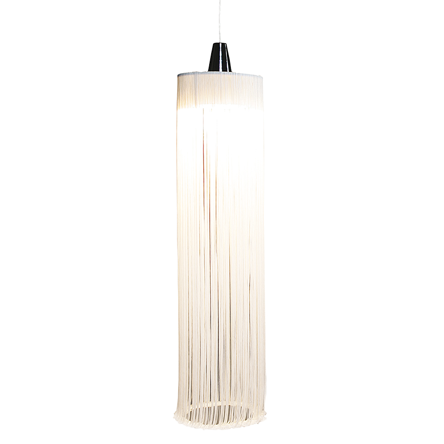 Swing by Fambuena - Elegant hanging lamp for decorative interior lighting