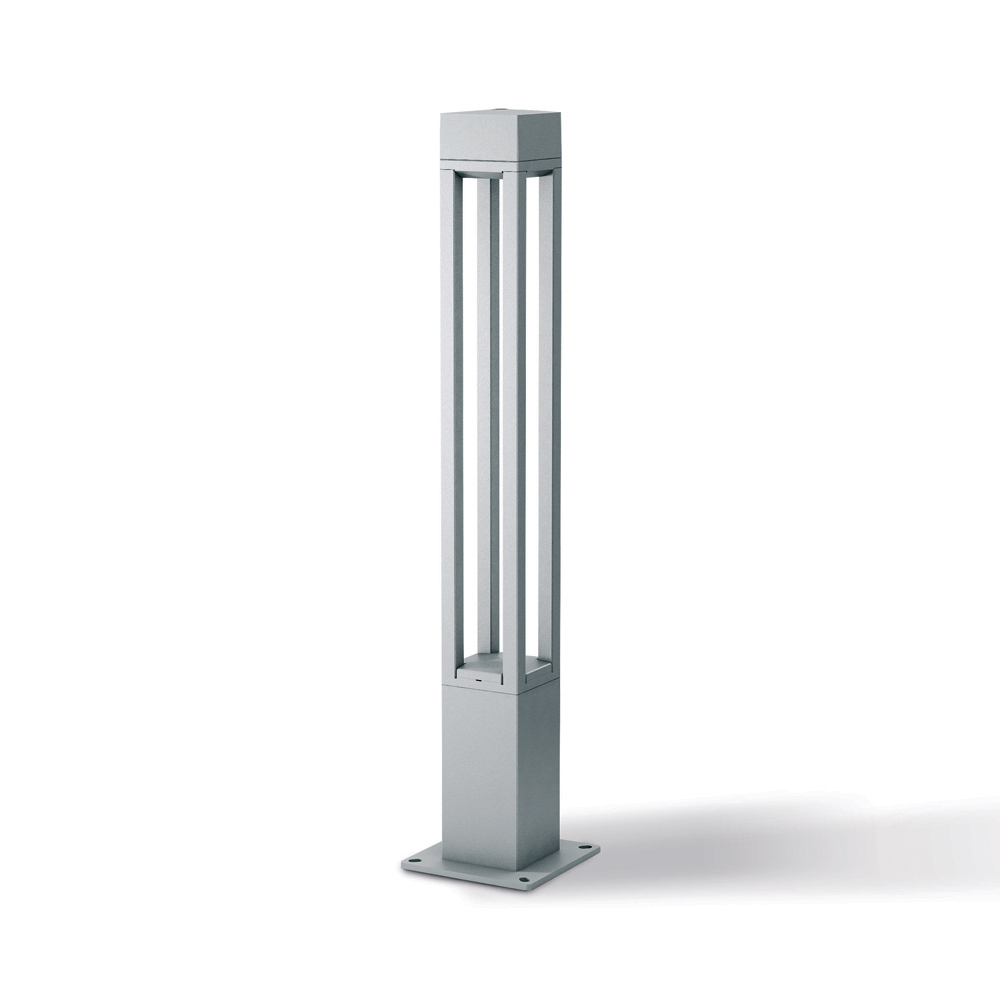 T4 by Platek - Outdoor architectural lighting structure for pedestrian areas and urban zones