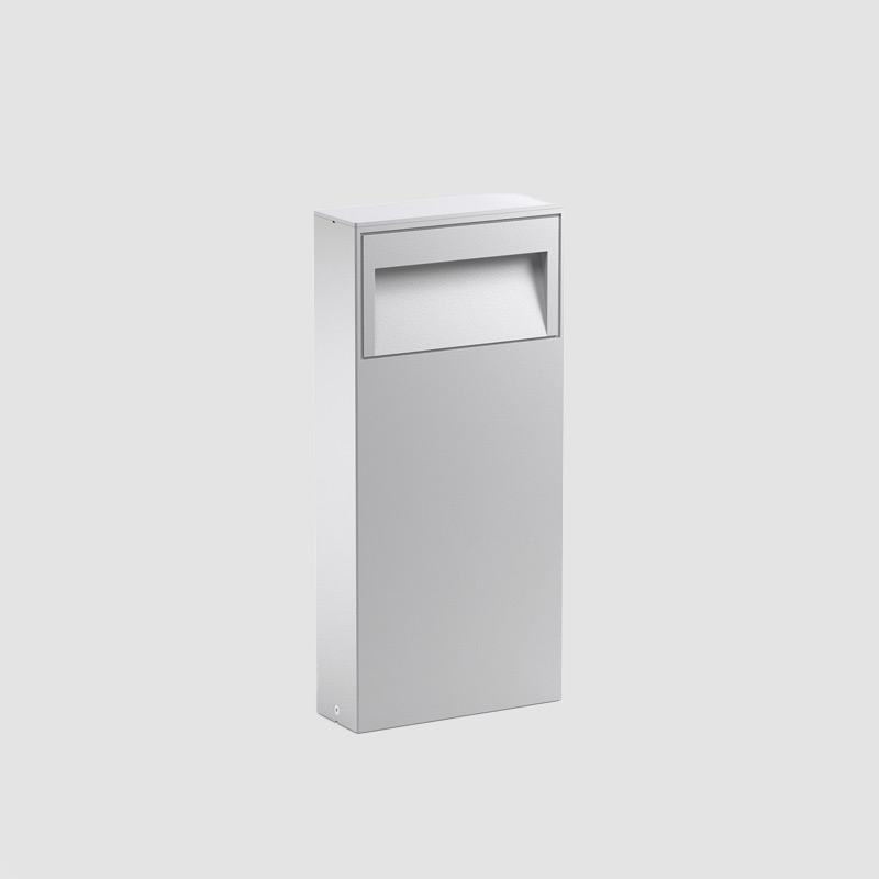 Team by Platek - Elegant exterior bollard lighting fixture suitable with any environment