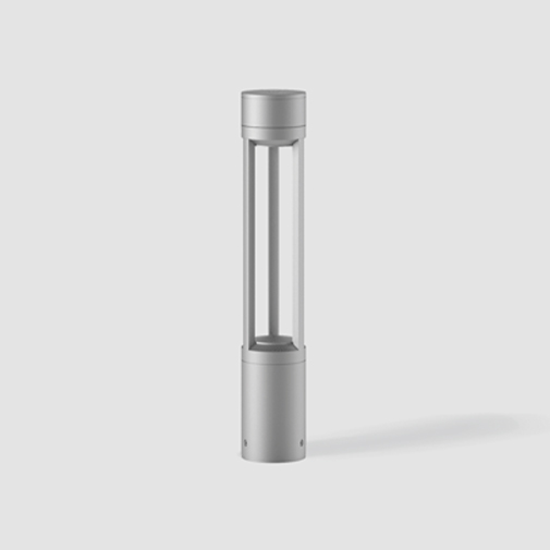 Tris by Platek - Exterior corrosion resistant lighting suitable for pedestrian areas and parks