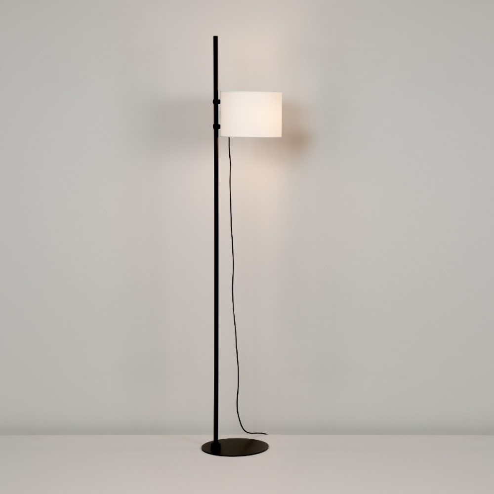 Twain by Milan - Portable lamp with option for one or two shades