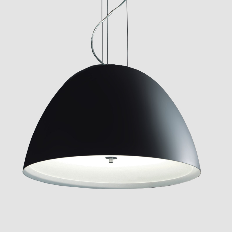 Willy by Panzeri - Dome light fixture made from hand-blown glass